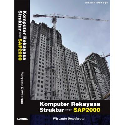 [Stock : Tersedia] Komputer Rekayasa Struktur dengan SAP2000 (HARD COVER)